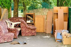 household bulky waste sofas wardrobes chairs outside