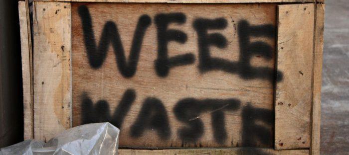 weee waste box