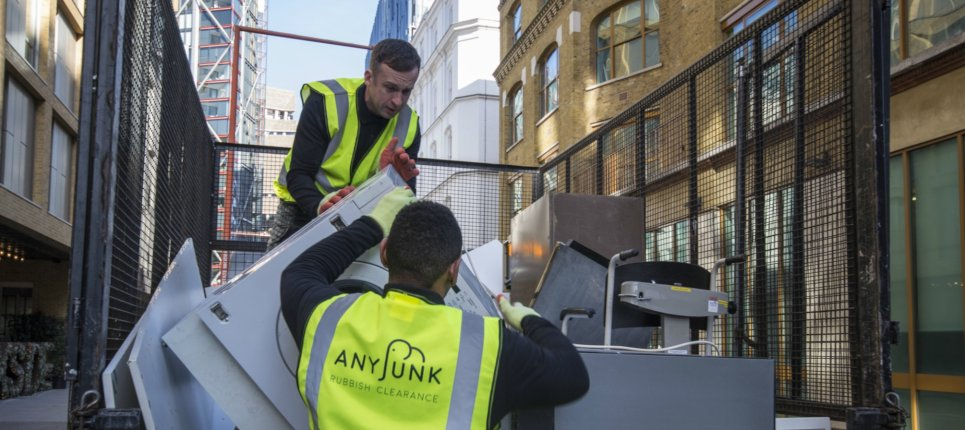 city of london waste collection anyjunk