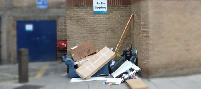 Council bulky waste collections