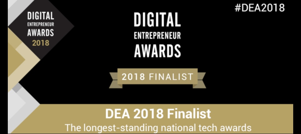dea tech platform of the year 2018
