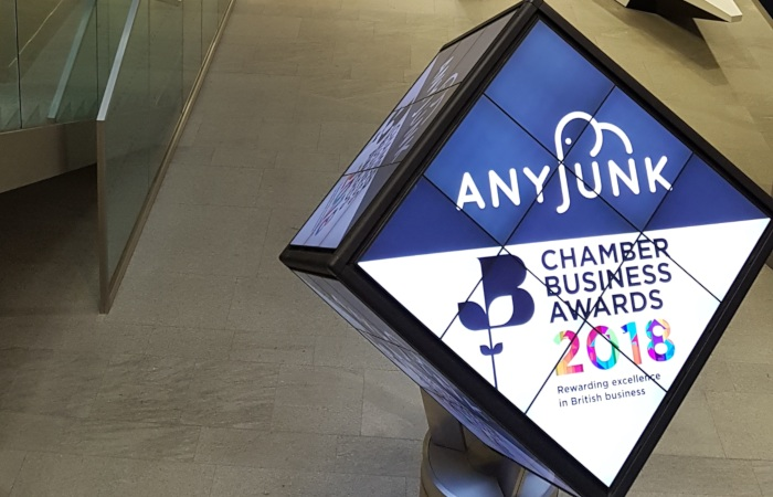 anyjunk chamber business of the year 2018