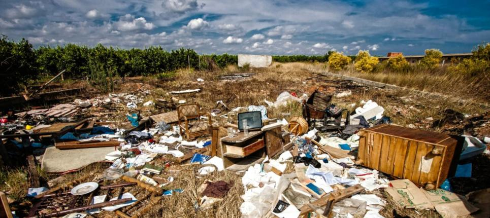 fly tipping report