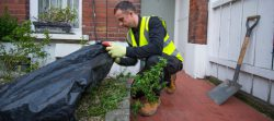 garden waste clearance by anyjunk rubbish removal company