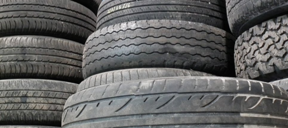 dispose of tyres