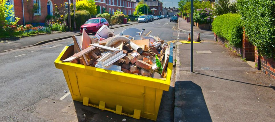 london skip hire prices
