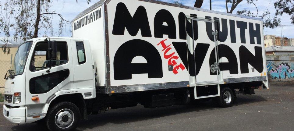 man and van guide