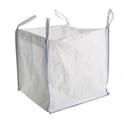 one tonne builders white bulk bag