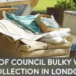picyure of bulky waste for article on the charges and prices of council bulky waste collections across london including free services and those who dont offer a service