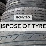 stacked up tyres, how to dispose and remove tyres responsibly